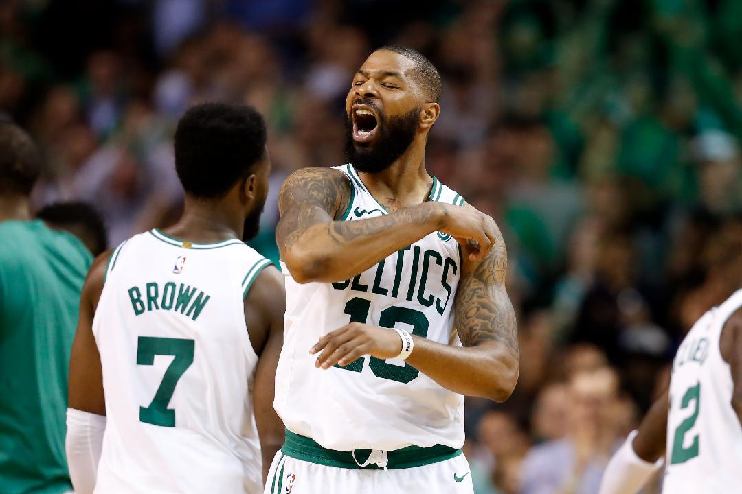 SportsPulse: LeBron James finished Game 2 with a 40-plus-point triple-double but it wasn't enough as the Celtics remained undefeated in Boston in the playoffs.