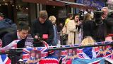 World's press hits Windsor ahead of royal wedding