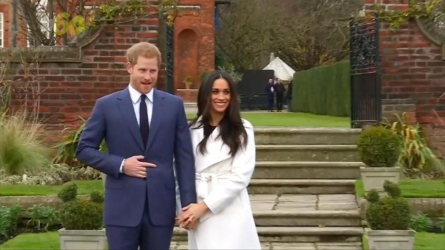 Marrying into the royal family comes with rules. Keri Lumm shares some of the rules Meghan Markle will have to follow on her big day.