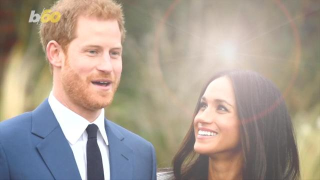 Just hours after Meghan Markle released a statement saying that her father will not be attending her wedding, she and Prince Harry arrive at Windsor Castle for their rehearsal. Buzz 60's Chandra Lanier has the story.