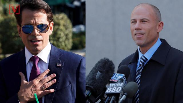 MSNBC and CNN were just pitched a show featuring former White House Communications director Anthony Scaramucci and Lawyer Michael Avenatti, The New York Times reports. Veuer's Sam Berman has the full story.