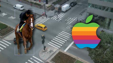 Apple is racing to become the first publicly traded stock to attain a market value of $1 trillion.