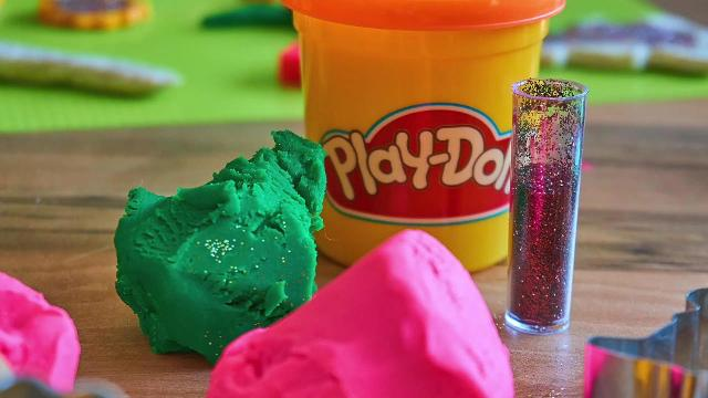 Hasbro says that it has trademarked the smell of Play-doh.