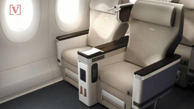 If you sit in this class, you can have a germ-free airline seat
