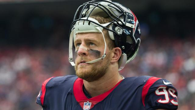 Houston Texans star J.J. Watt has notified Santa Fe High School that he will pay the funeral expenses of the victims of Friday's mass shooting that left 10 people dead and 10 others wounded, according reports.