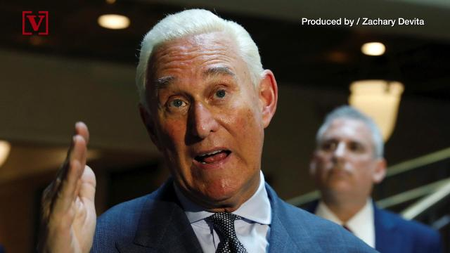 Longtime confidante and former campaign Adviser Roger Stone making waves, claiming that President Trump may not seek re-election in 2020. For more on the story here is Zachary Devita.
