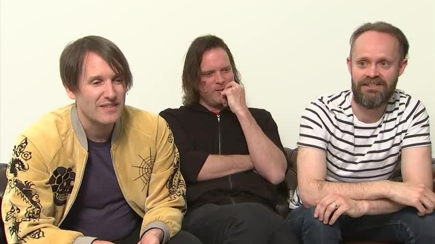 Losing sleep and avoiding alcohol - rock band Ash name their top buzzkills. (May 21)
