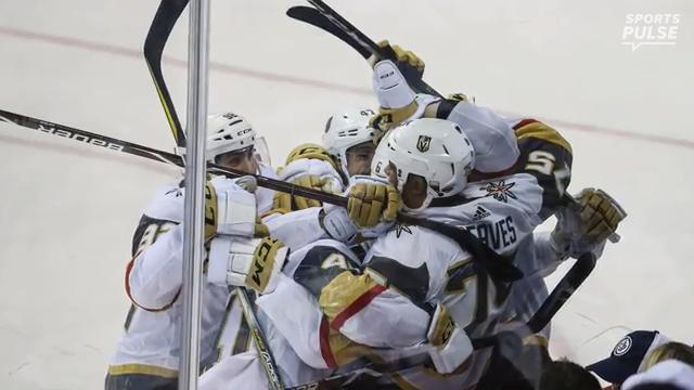 SportsPulse: The Vegas Golden Knights are going to the Stanley Cup Final. Trysta Krick looks at how the impossible became possible.
