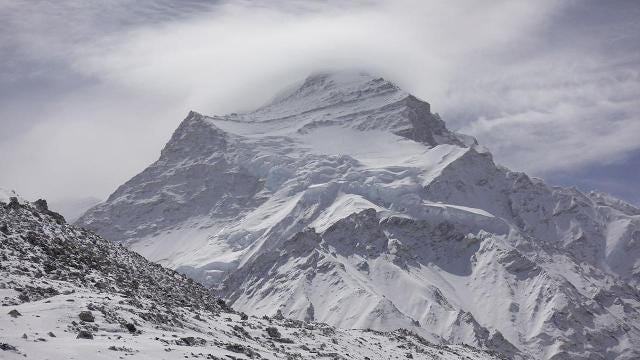 Global warming predicted to melt massive Himalayan glaciers, disrupt food production