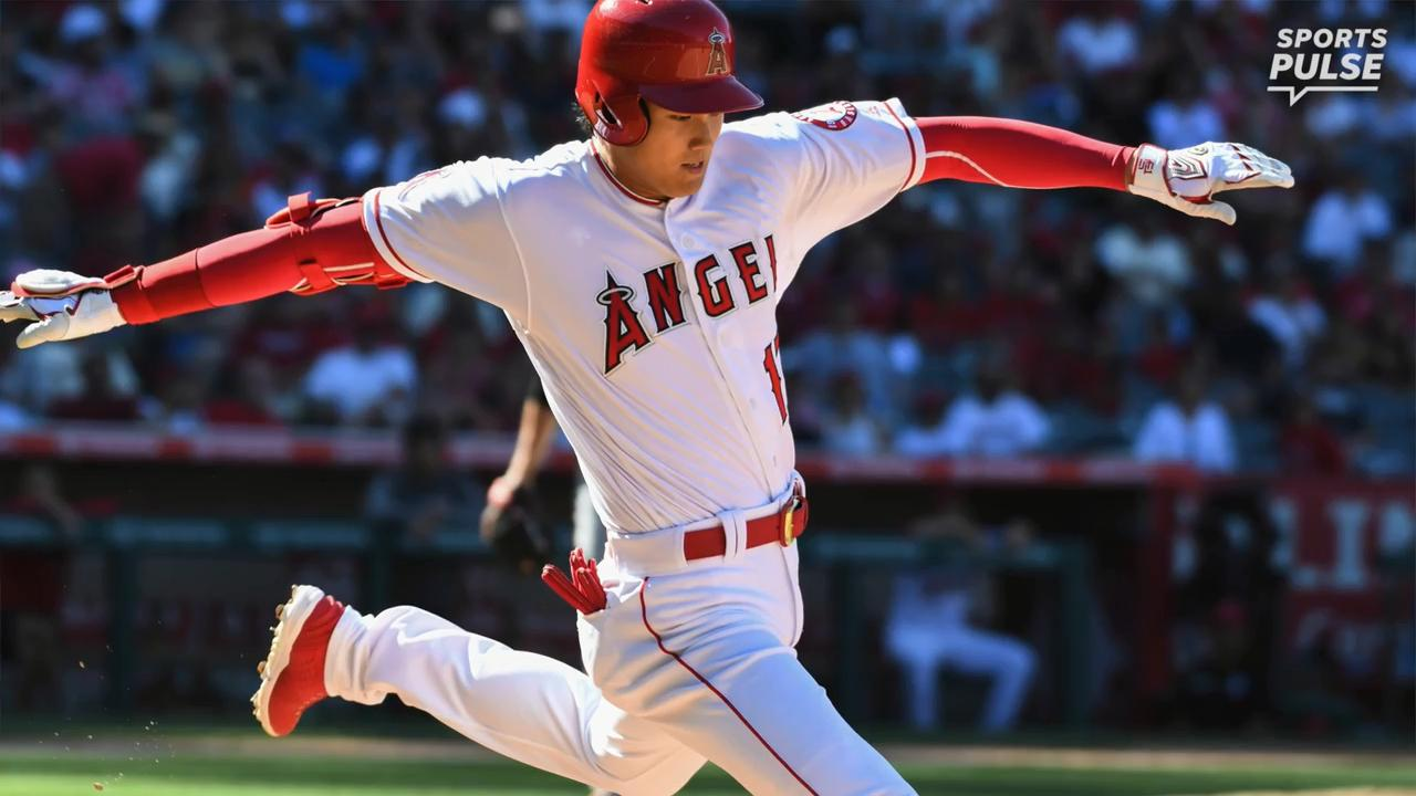 SportsPulse: MLB insider Bob Nightengale looks at the historic season Shohei Ohtani is putting together and if he truly can become the 'next Babe Ruth.'