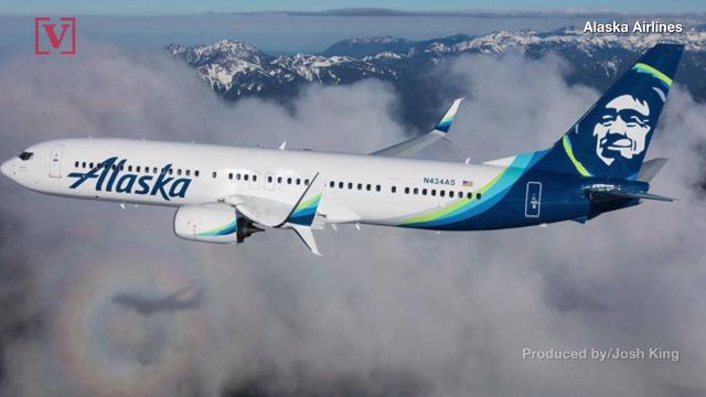 Alaska Airlines is getting rid of non-recyclable plastic straws on its flights.