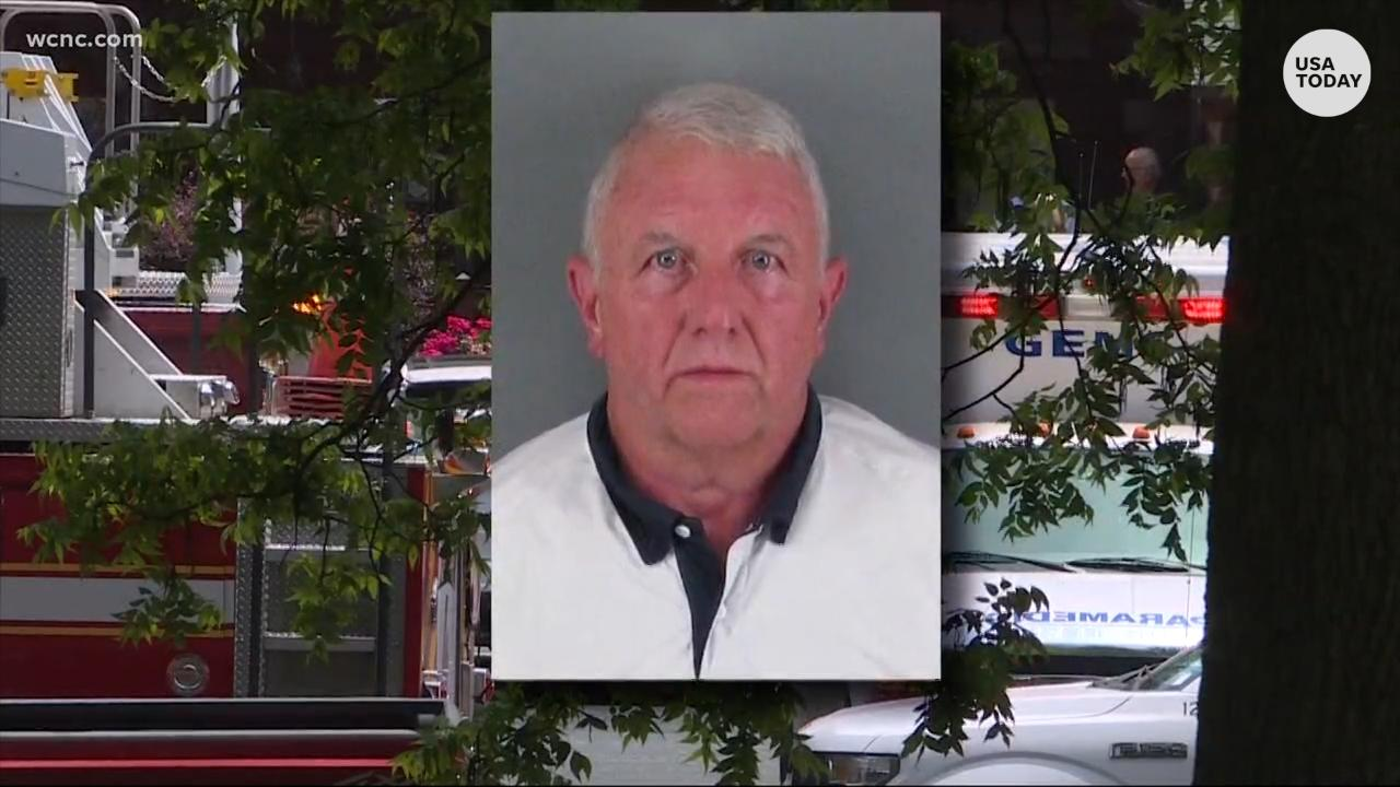 Police: North Carolina man crashed his car into a restaurant, killing his daughter and daughter-in-law