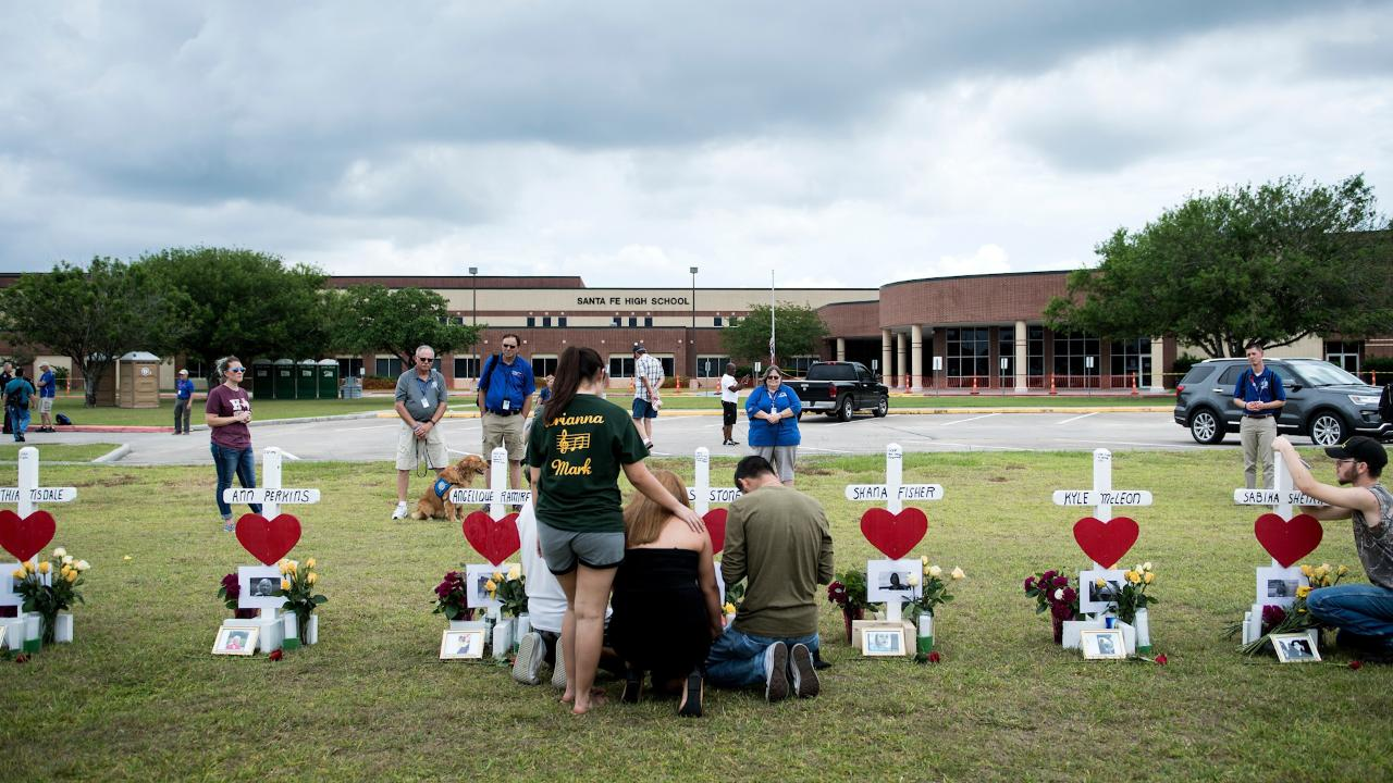 To stop school shootings, use Israel's approach to fighting terror: Texas attorney general