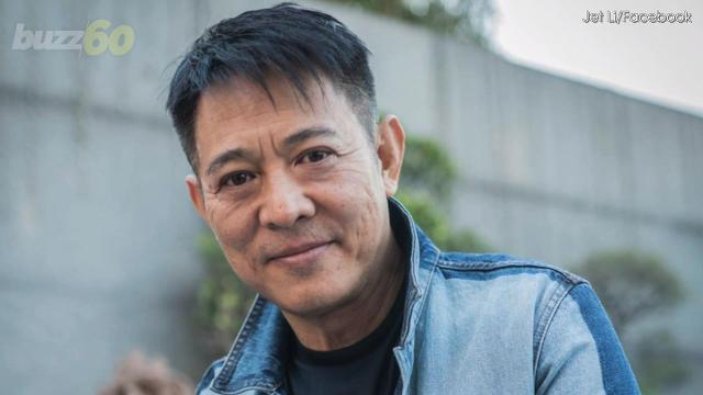 jet li s manager says his health is completely fine