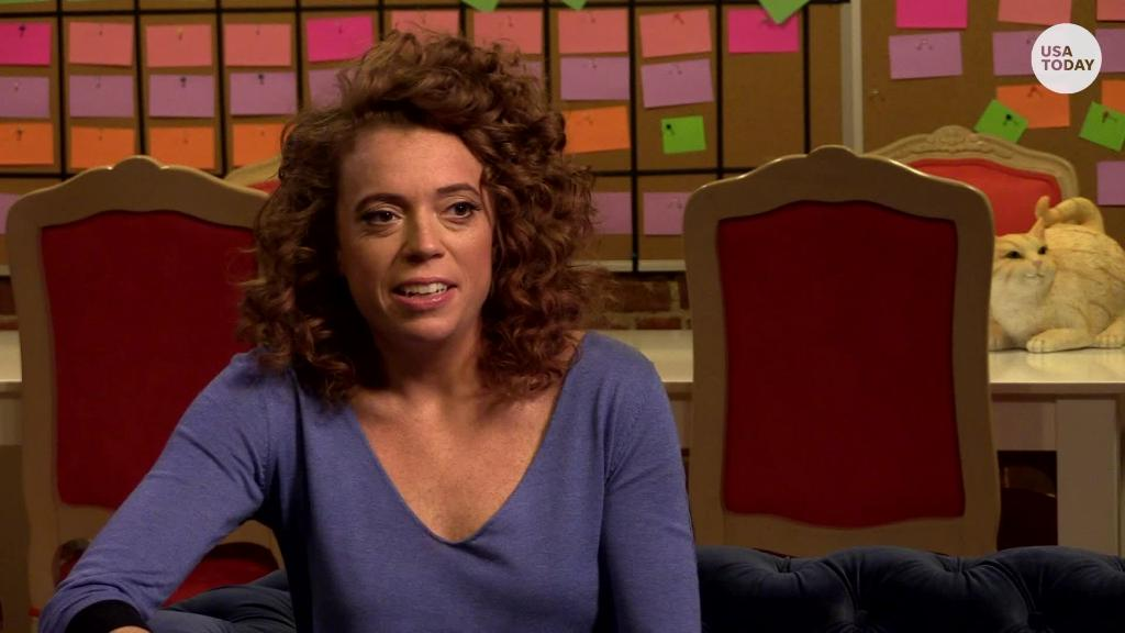 Michelle Wolf is ready to 'make fun of everyone'