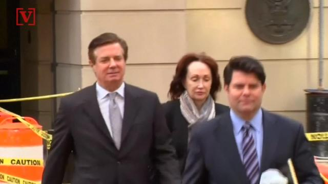 In yet another move to challenge the legality of the case against him, Paul Manafort is asking a judge to toss evidence during last year's FBI raid of his Virginian home. Veuer's Chandra Lanier has the story.