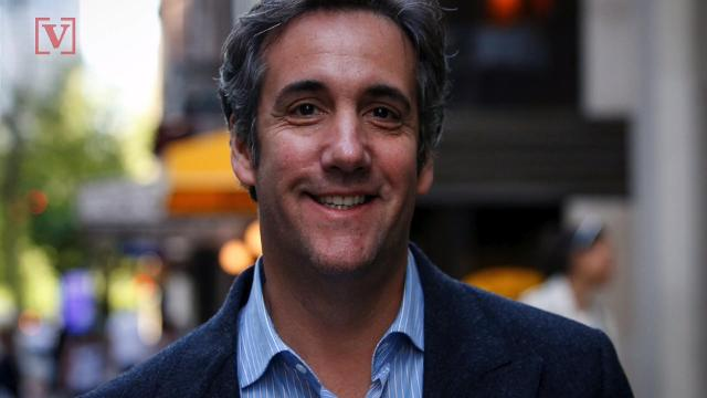 President Donald Trump's Personal attorney Michael Cohen was paid at least $400,000 by Ukraine to set up talks between Ukrainian president Petro Poroshenko and President Donald Trump, the BBC reports. Veuer Sam Berman.