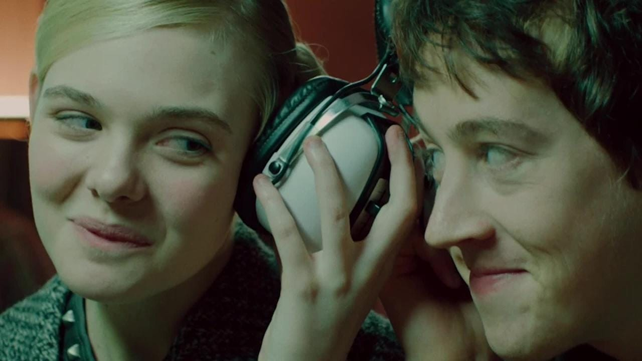 There's something other-worldly about the Elle Fanning's character in 