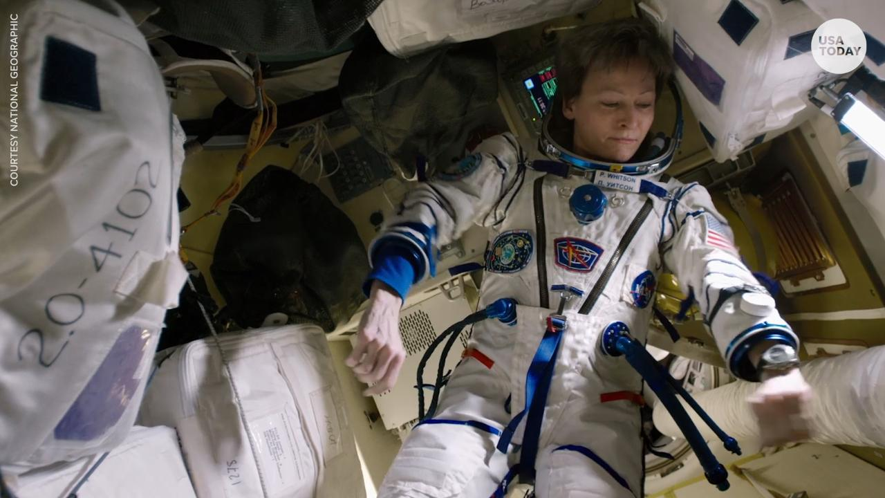 astronaut after space - photo #5