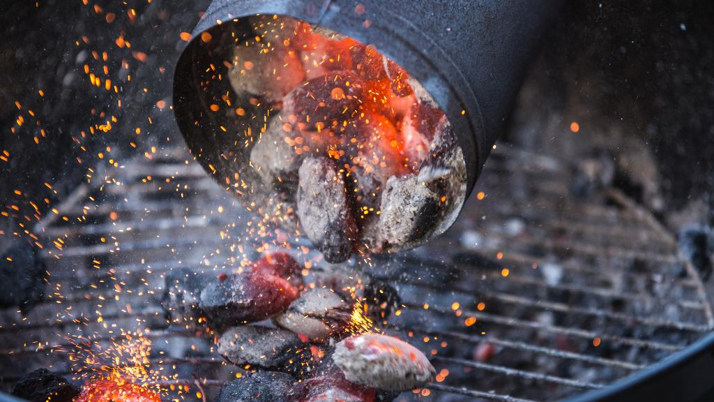 If you aren't using a charcoal chimney, then you're not grilling correctly