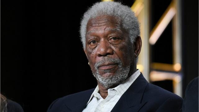 9a05f5b7cdb Morgan Freeman accused of sexual harassment and inappropriate behavior