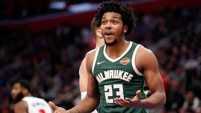 SportsPulse: Milwaukee Police Chief Alfonso Morales said at a news conference that department members 'acted inappropriately.' Brown's arrest did not result in criminal charges.