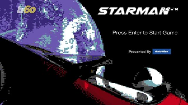 New Video Game Elon Musk Tesla Vs Asteroids Spaceships Jeff Bezos