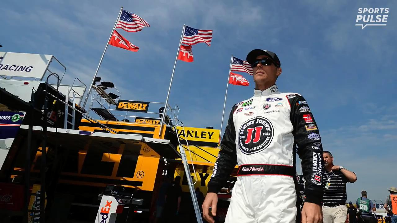 SportsPulse:  USA TODAY Sports' Mike Hembree discusses Kevin Harvick's dominance leading up to the Coca-Cola 600 and Jeff Gordon being inducted into the NASCAR Hall of Fame.