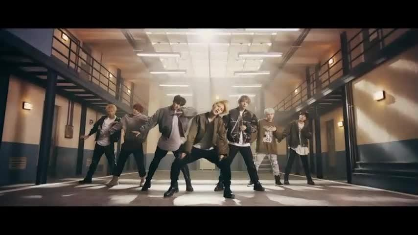 Korean pop group BTS talk living together in harmony
