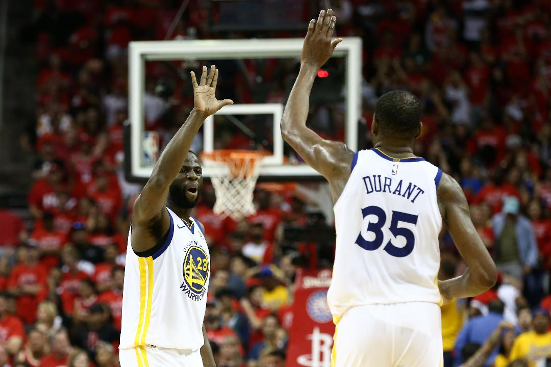 8407217bc7e0 The Warriors saved their would-be dynasty with dramatic Game 7 rally