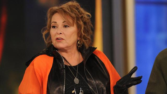 ABC cancels 'Roseanne' after Roseanne Barr's racist tweet