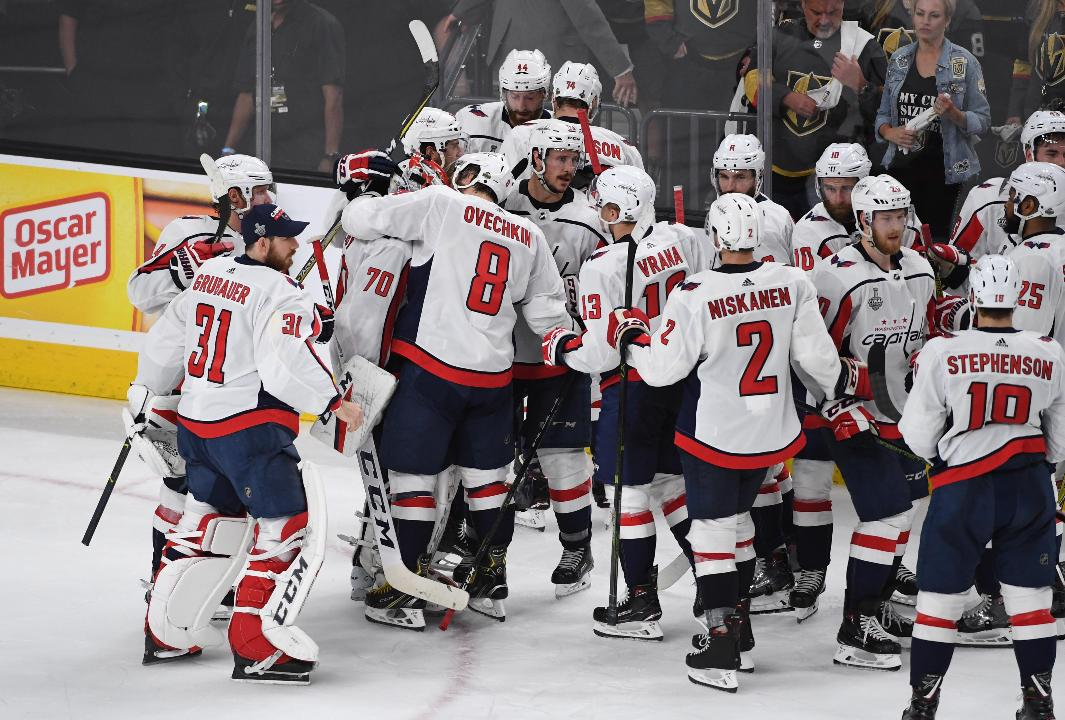 SportsPulse: USA TODAY Sports' Kevin Allen and Martin Rogers break down how the Washington Capitals evened the series with the Vegas Golden Knights.