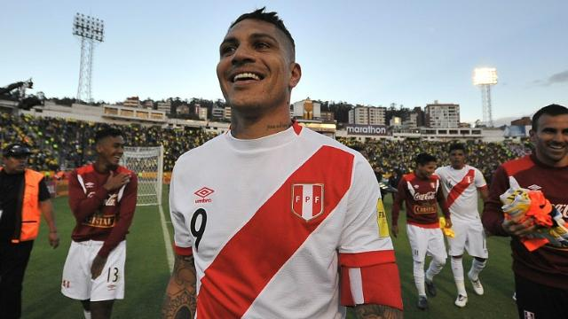 Peruvians react to Paolo Guerrero participating in the World Cup. Video provided by AFP