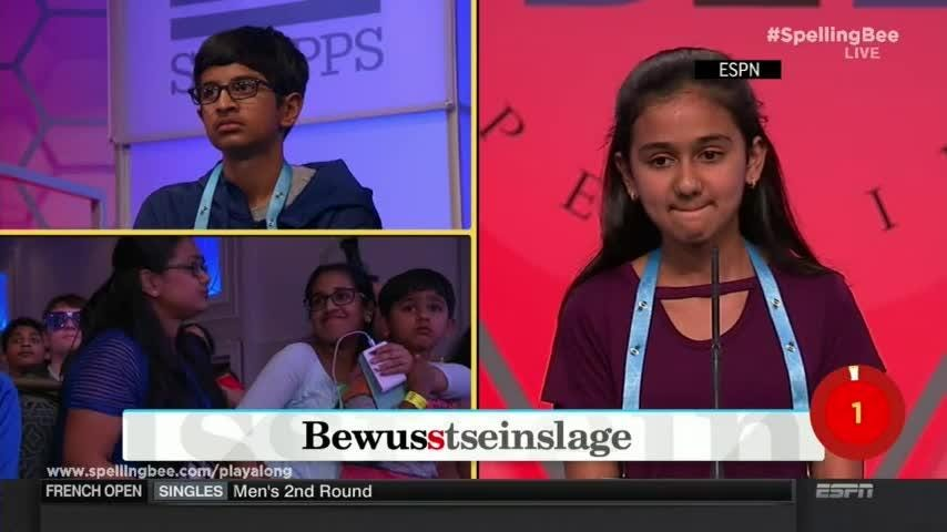 Scripps National Spelling Bee Word List 2019 2020.Karthik Nemmani 14 Wins Scripps National Spelling Bee