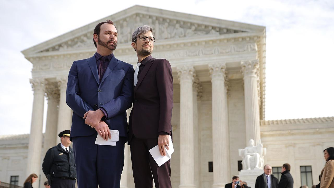 Supreme Court rules on narrow grounds for baker who refused to create same-sex couple's wedding cake