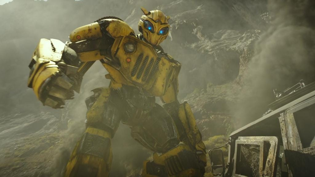 'Bumblebee' comes to life in first trailer for 'Transformers' spinoff