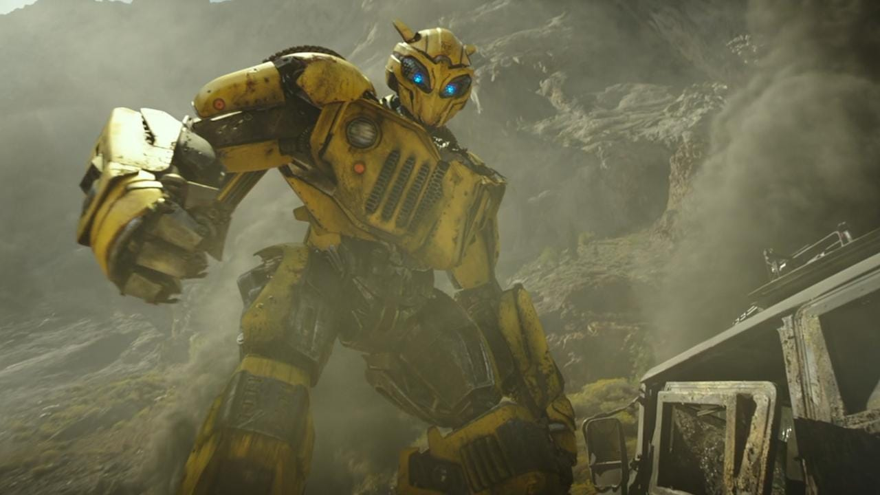 Transformers 5 Bumblebee Transformer Movie
