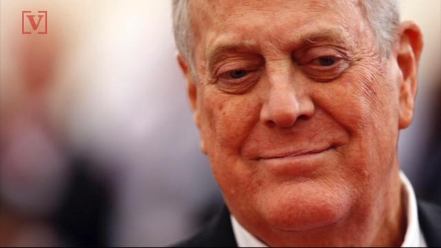 billionaire david koch in ailing health leaves political empire