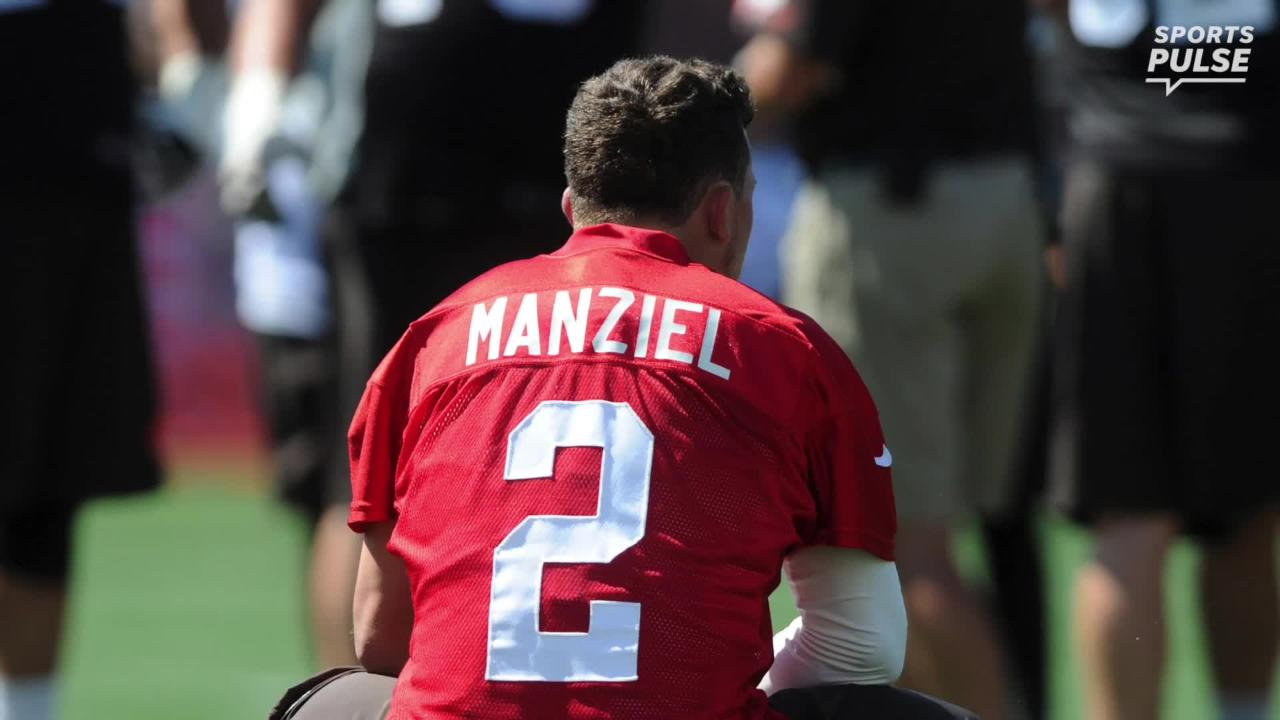 e06bceaba2 Johnny Manziel to start again Friday for CFL s Montreal Alouettes