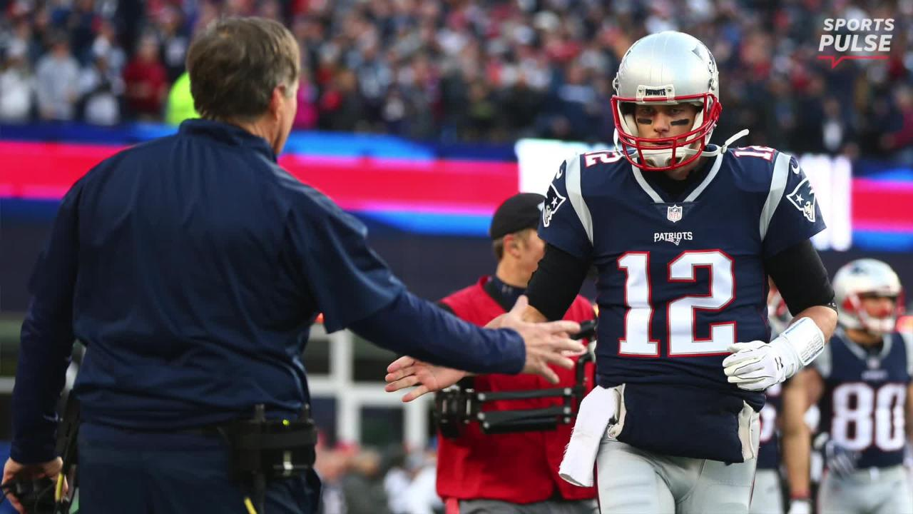 f56bd11609c Patriots' Bill Belichick upset even with Tom Brady practicing, but why?