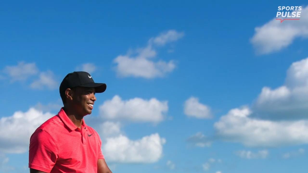 SportsPulse: Tiger Woods' last win at a major was  10 years ago, but USA TODAY Sports' Steve DiMeglio thinks Tiger can end that decade-long drought at the U.S. Open in Shinnecock Hills.