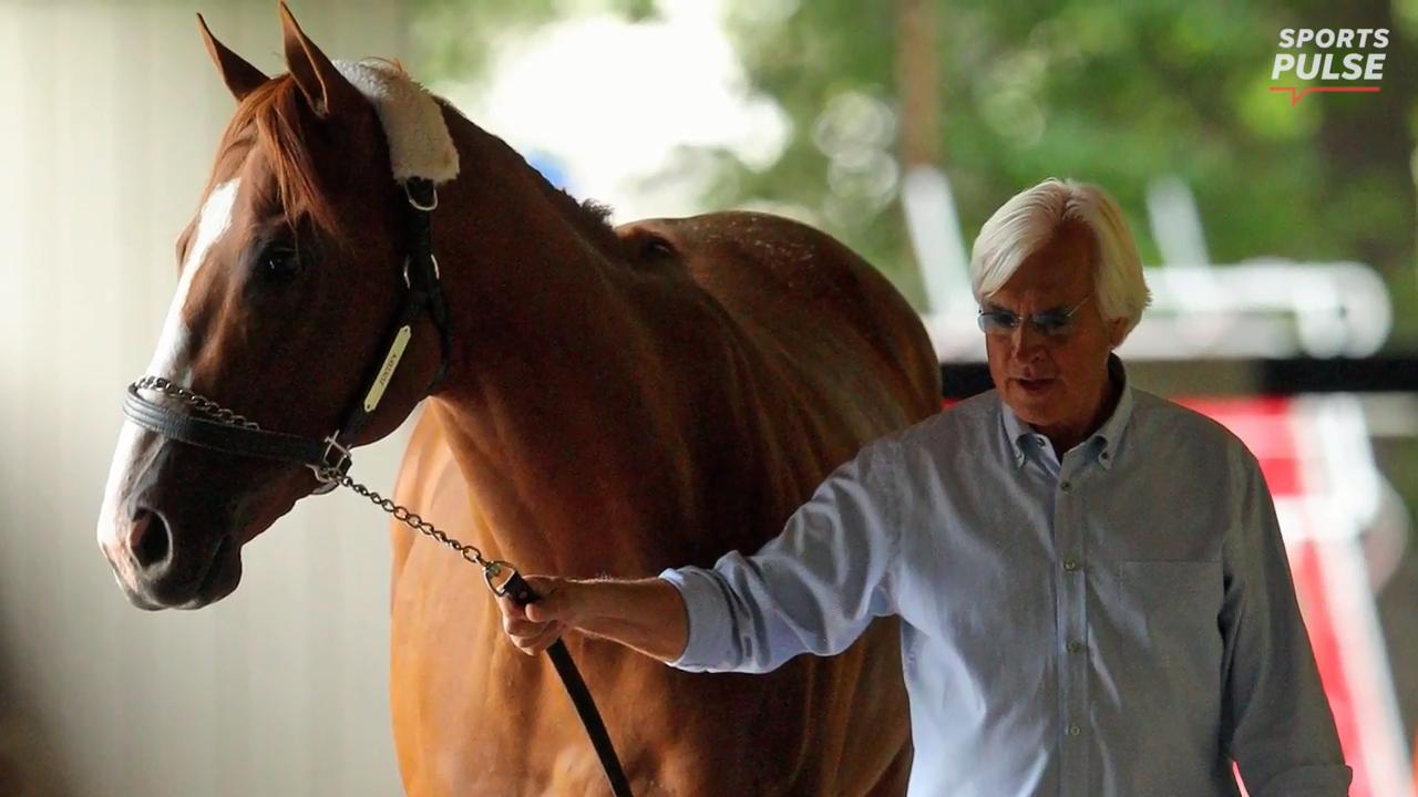 SportsPulse: USA TODAY Sports' Dan Wolken on why Justify isn't expected to win the Triple Crown, and the other horses that could be good bets to win at Belmont.