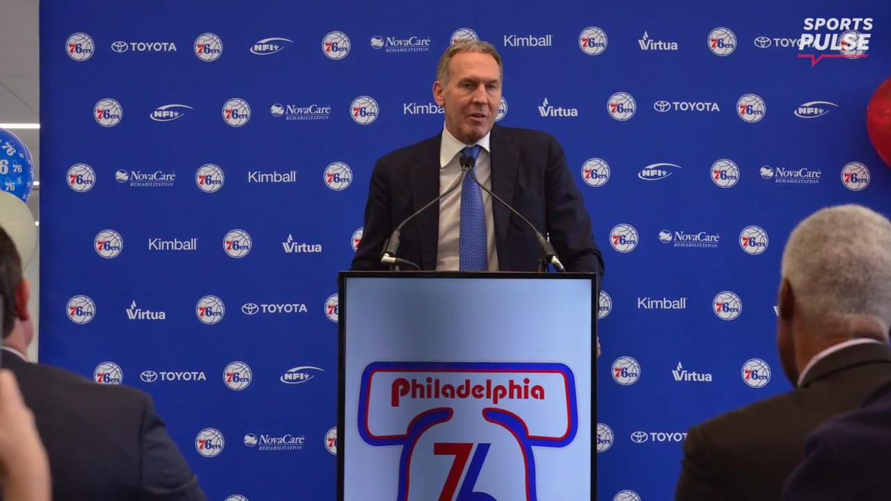 Bryan Colangelo resigns from 76ers after investigation finds wife behind burner accounts