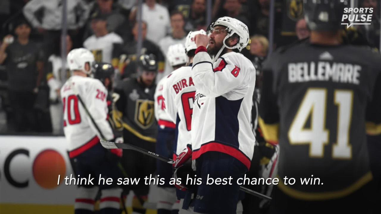 Capitals capture first Stanley Cup after third-period rally in Game 5  against Golden Knights eb919ad3f83
