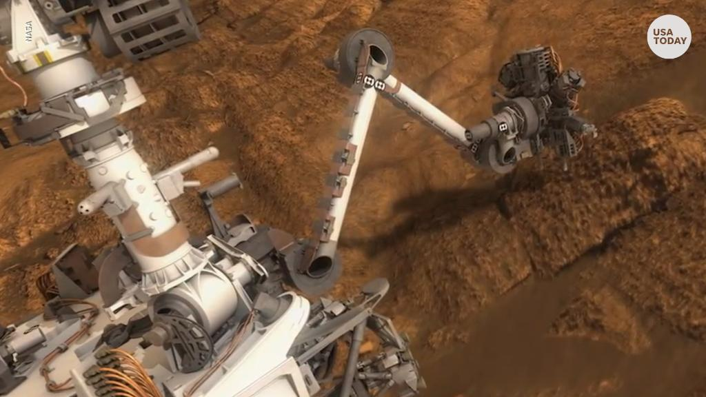 NASA one step closer to signs of life on Mars