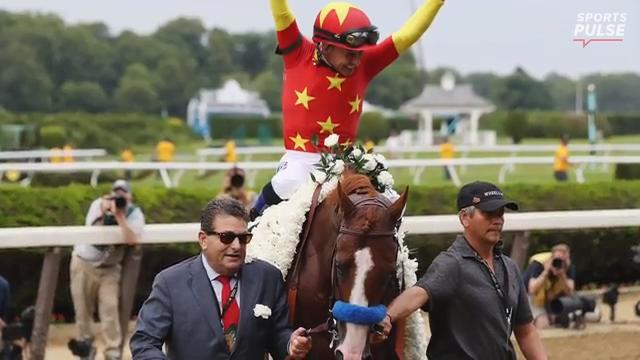 SportsPulse: USA TODAY Sports' Dan Wolken on the epic race at the Belmont Stakes where Justify won the Triple Crown.