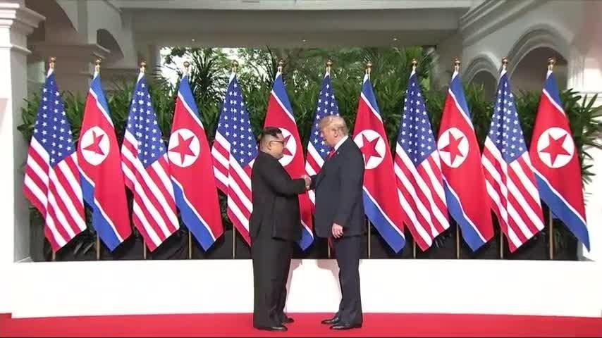 AP reporter: Kim Jong Un can brag about summit