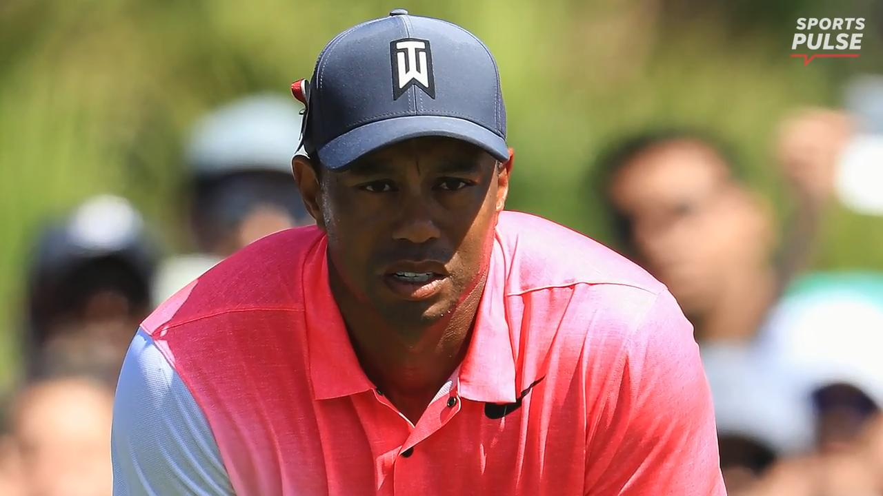 SportsPulse: USA TODAY Sports' Steve DiMeglio explains why frustration has not set in for Tiger as he heads into the U.S. Open and which players will pose the biggest threat.