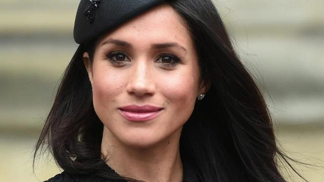 Newly minted royal, Duchess Meghan, has a shot at an Emmy from her former life as an actress. Nathan Rousseau Smith has the story.