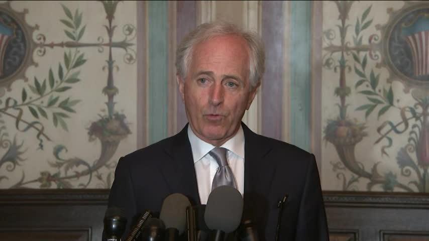 Senators seek to soothe U.S.-Canada relations